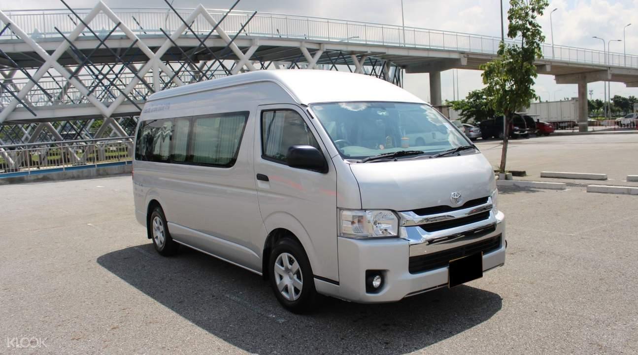 Layanan Transportasi Kota Pribadi untuk Hua Hin ke Bangkok