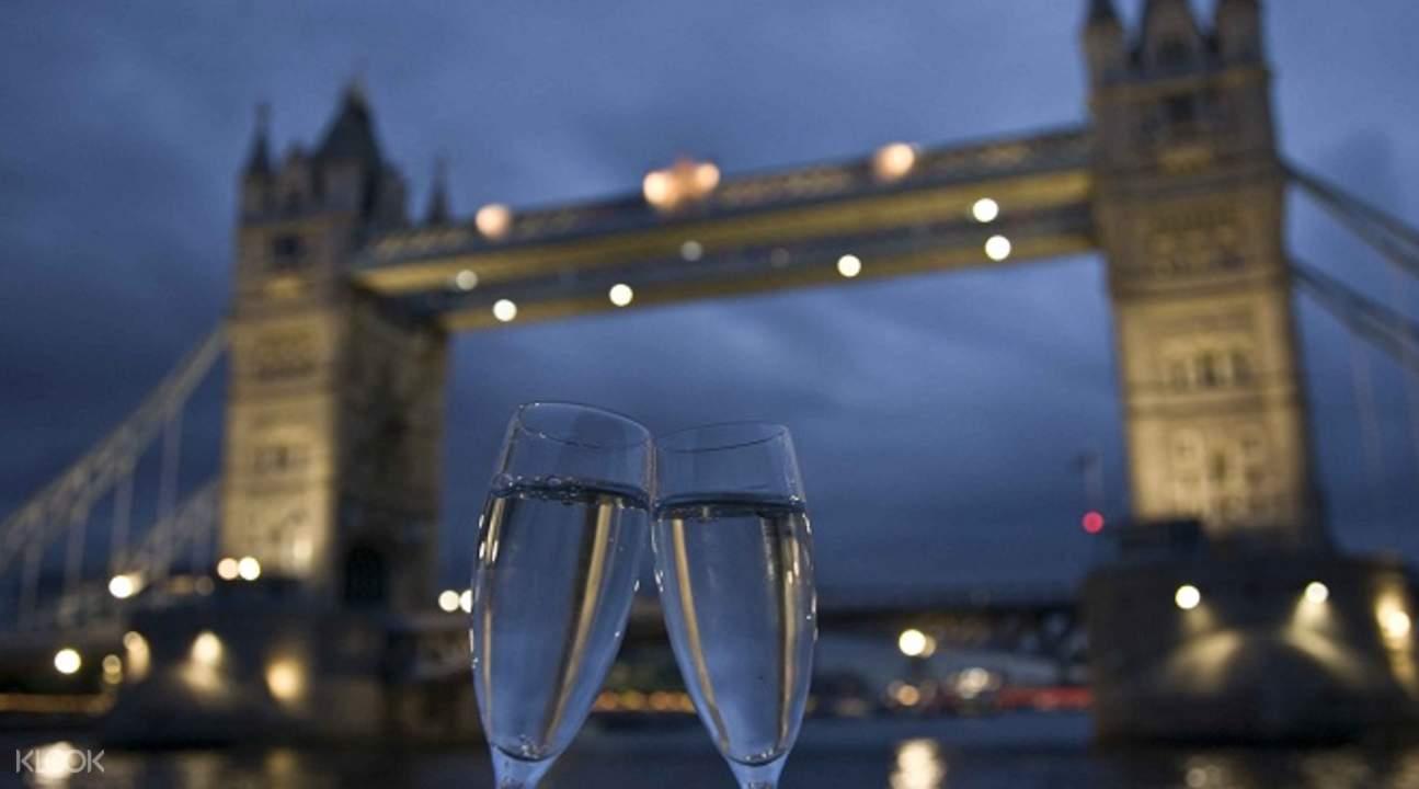 Bateaux 倫敦晚餐遊船