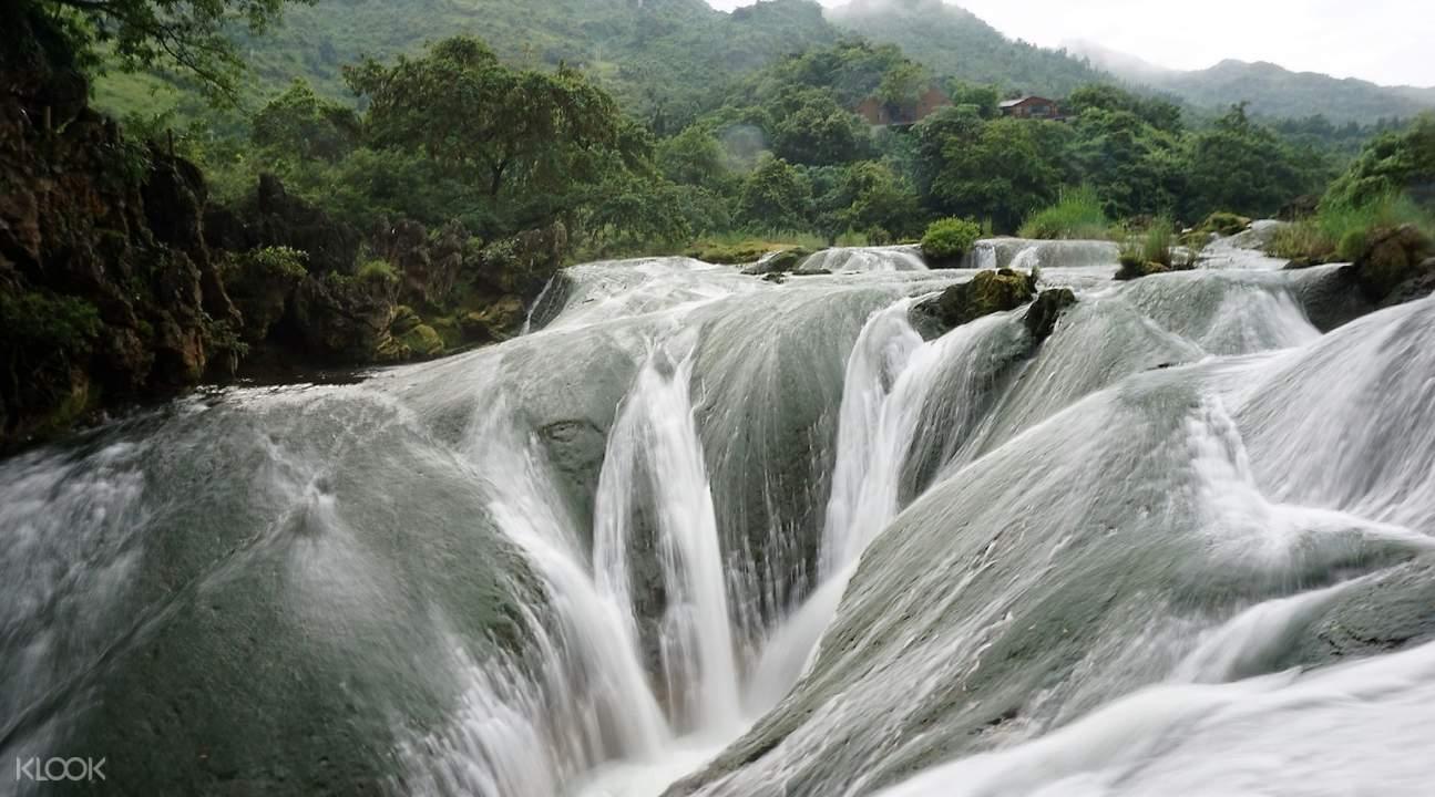 huangguoshu waterfall guizhou tours