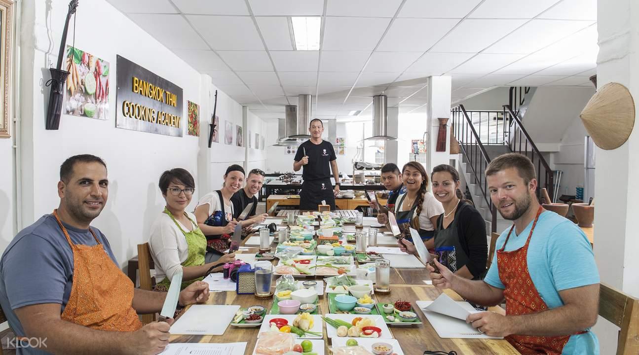 泰國曼谷烹飪教學