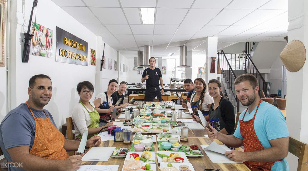 Thai cooking school bangkok