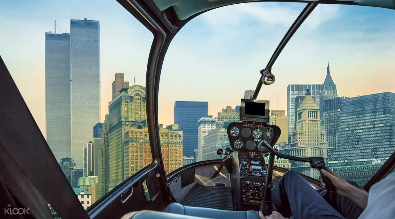 紐約直升機體驗