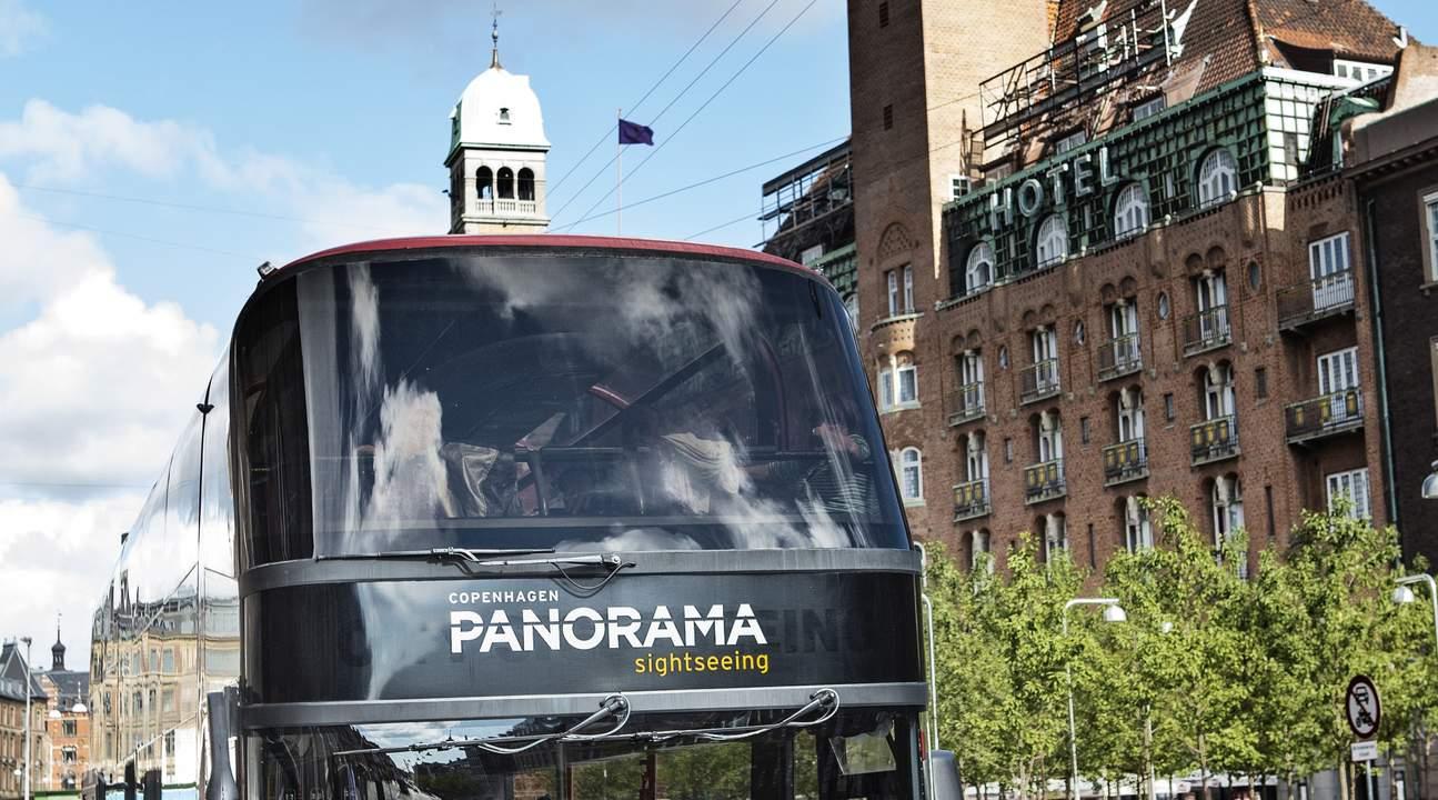 哥本哈根全景巴士