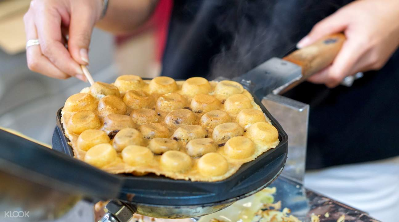 lkk egg waffle