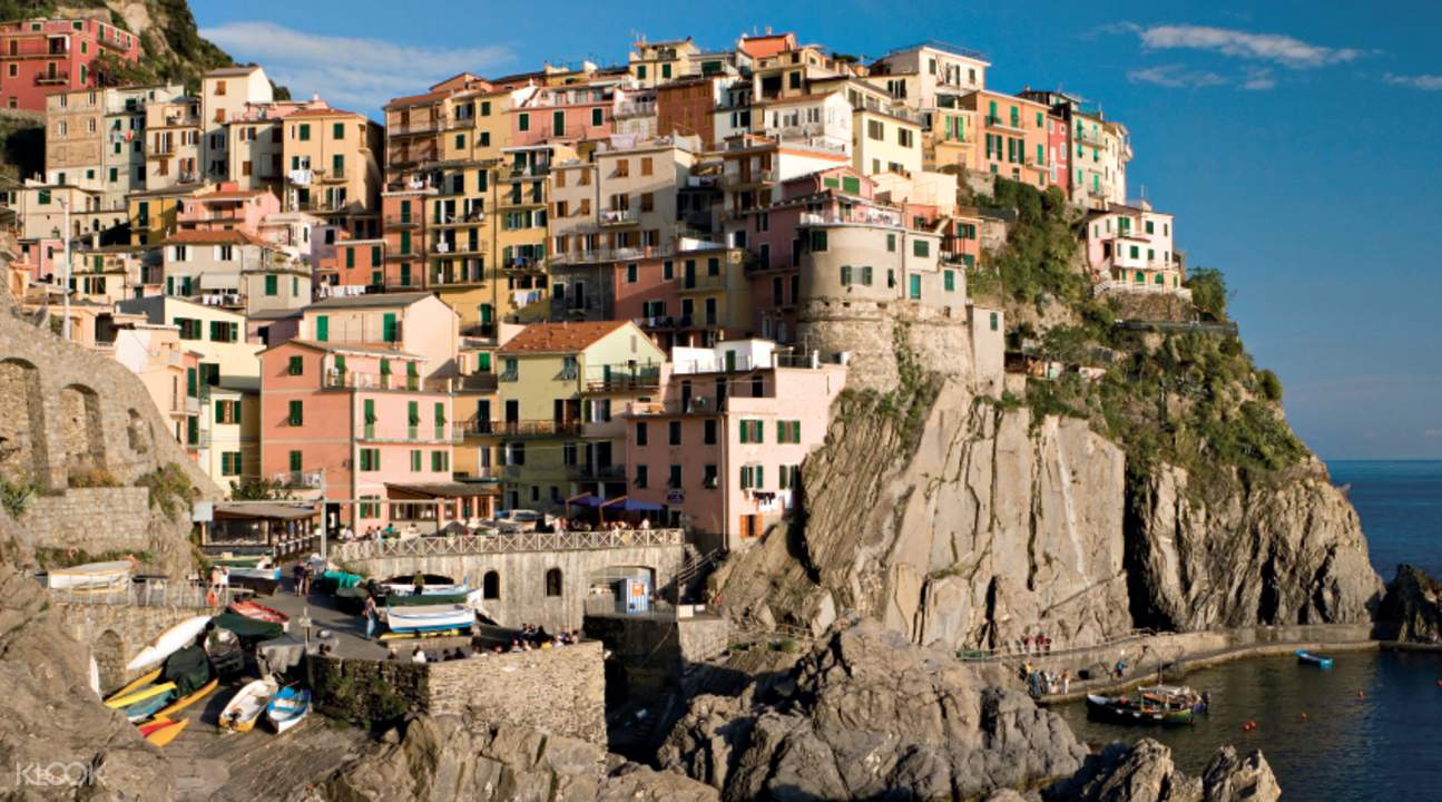 cinque terre day tours from florence