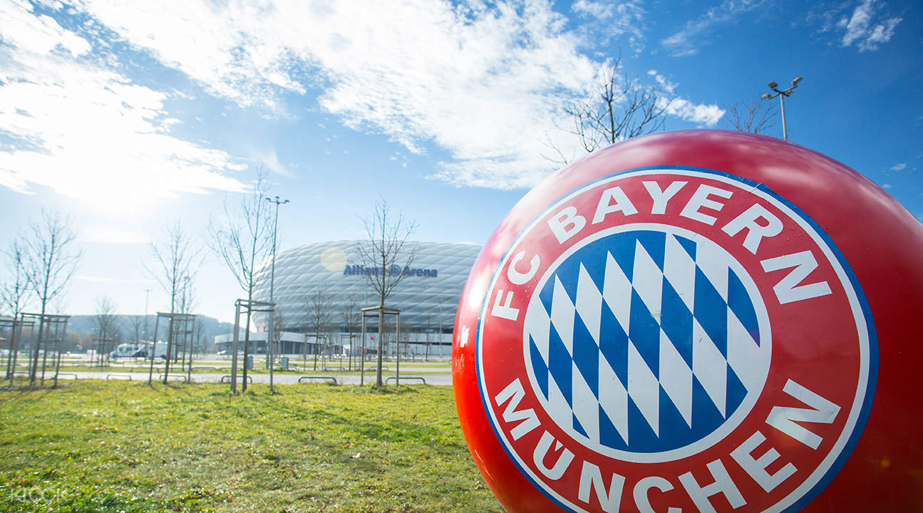 FC Bayern München Football and Allianz Arena Tour