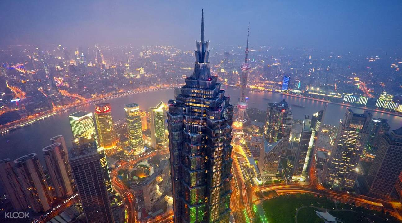 Jin Mao Tower Entrance Tickets