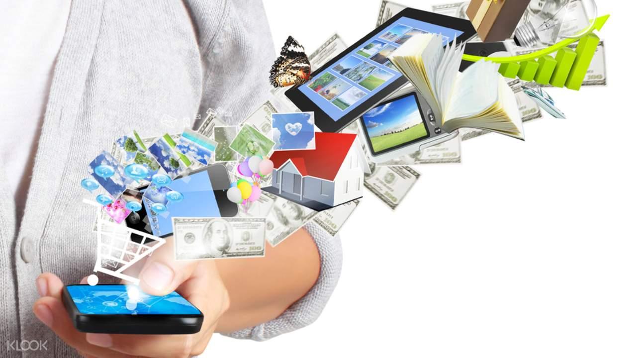 日本4G上网卡