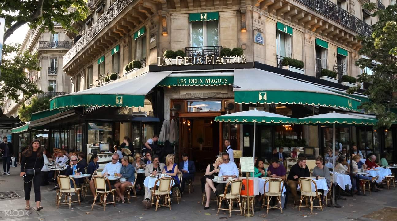法國巴黎聖母院左岸拉丁區向導,巴黎拉丁區,塞納河左岸