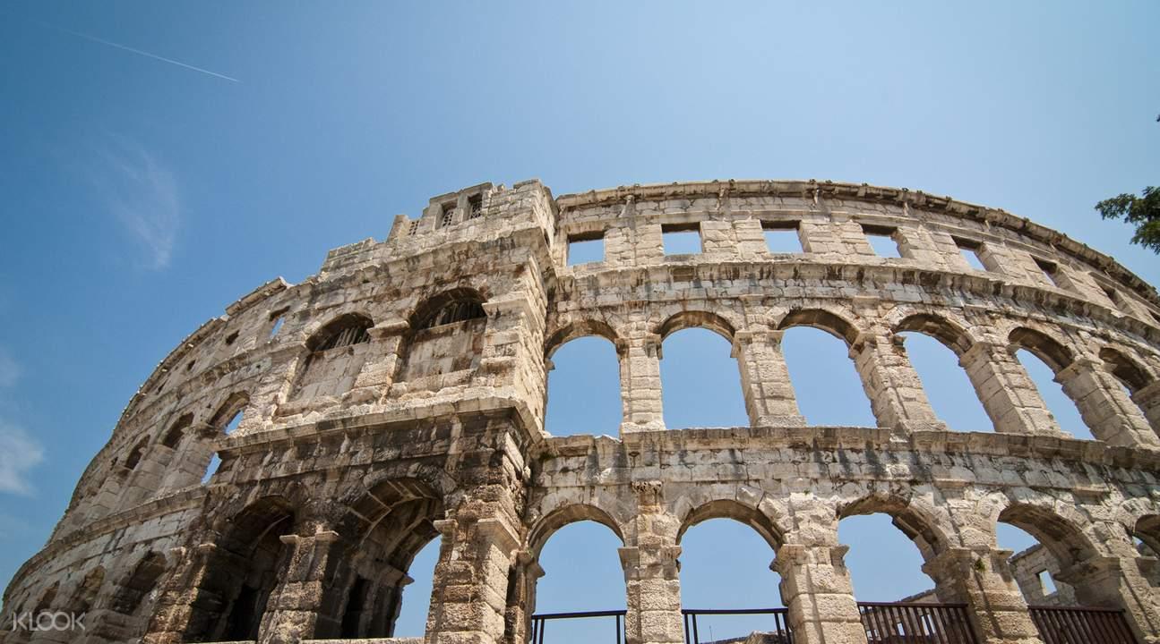 古羅馬鬥獸場