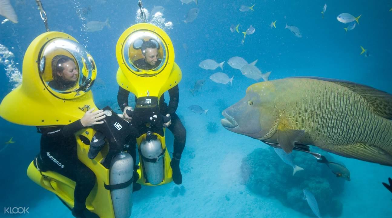 凱恩斯大堡礁遊船,凱恩斯苦難角,凱恩斯大冒險號
