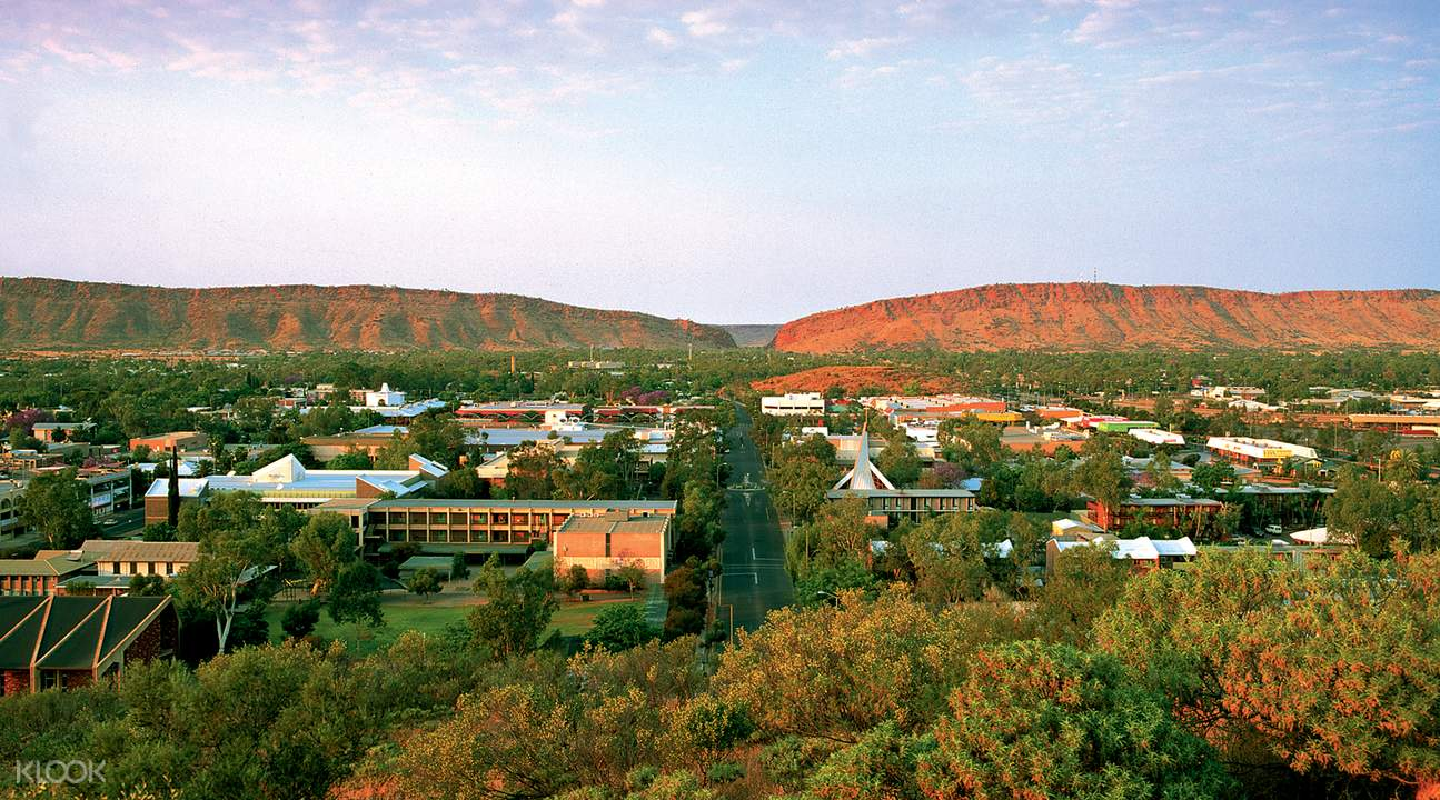 Alice Springs Explorer 2 Day Tour