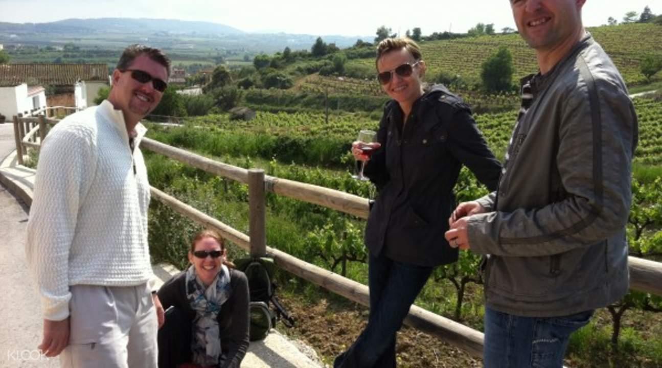 巴塞羅那葡萄酒鄉一日遊