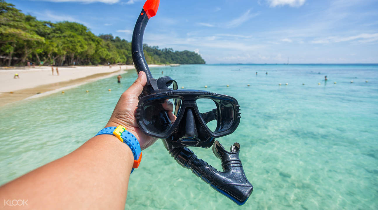 Coral reefs phuket