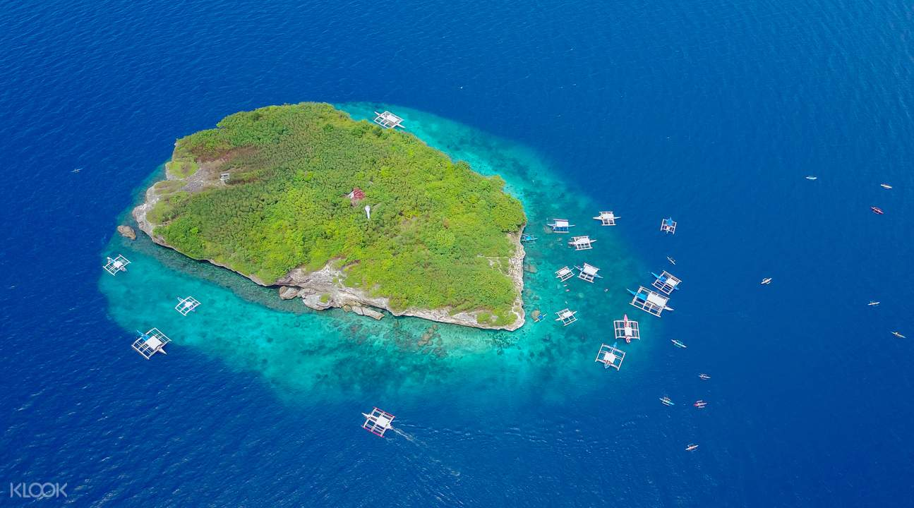 Sumilon island day tour