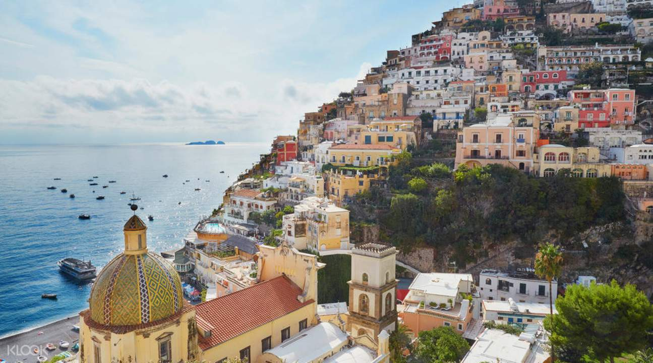 guided day tour amalfi naples