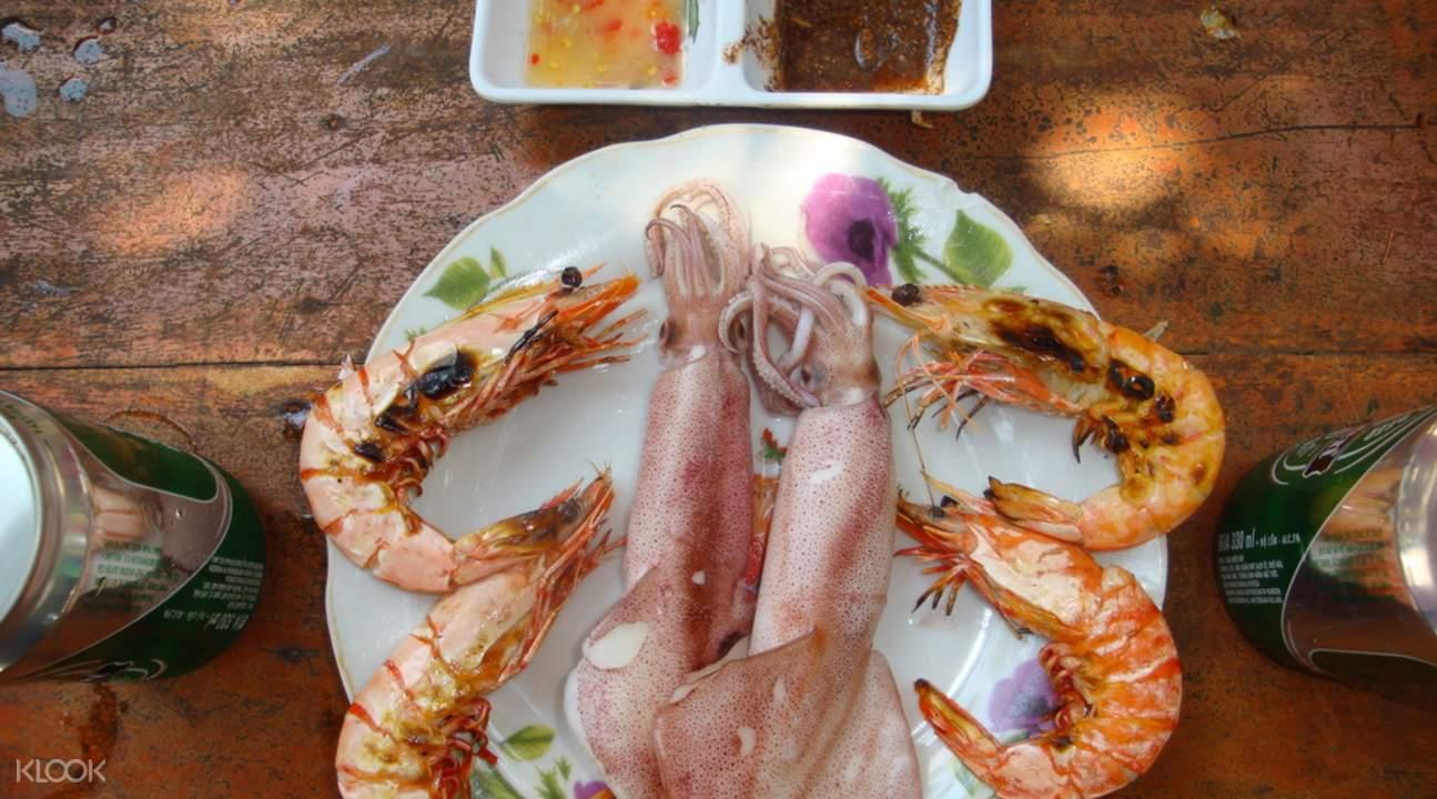 富国岛鱿鱼