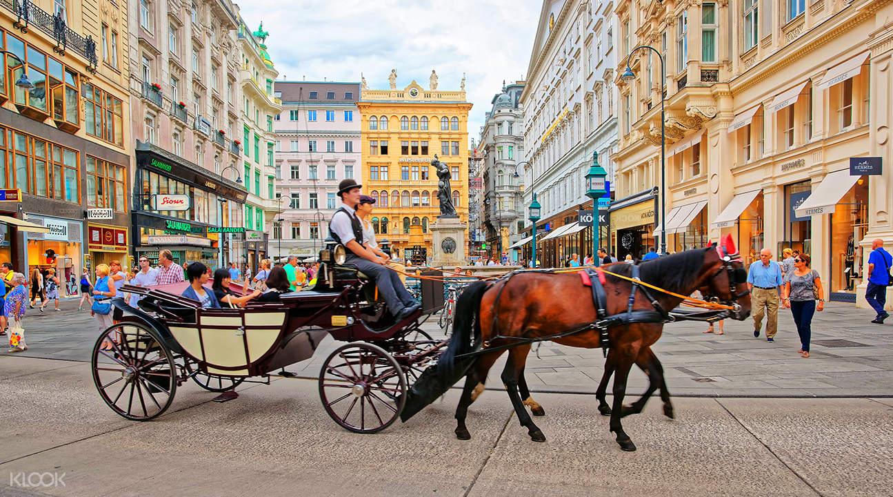 維也納馬車遊覽