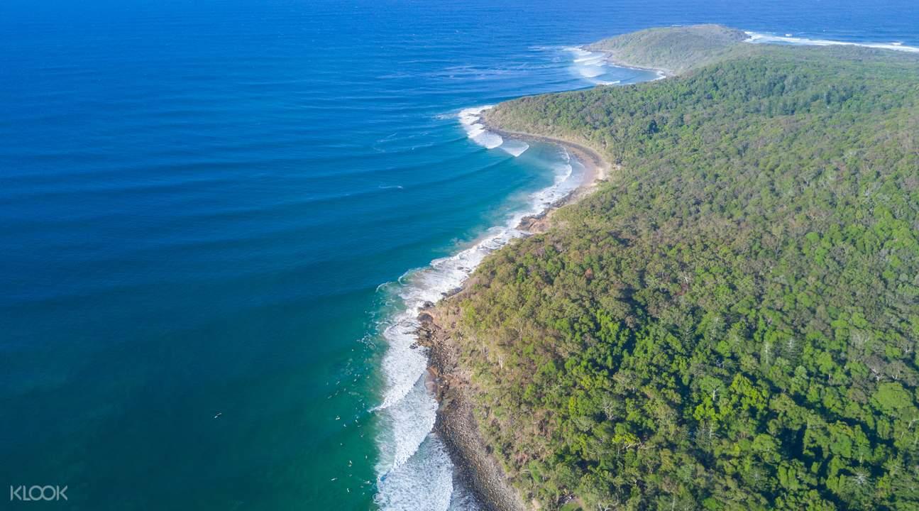 Skydive Noosa Fraser Island