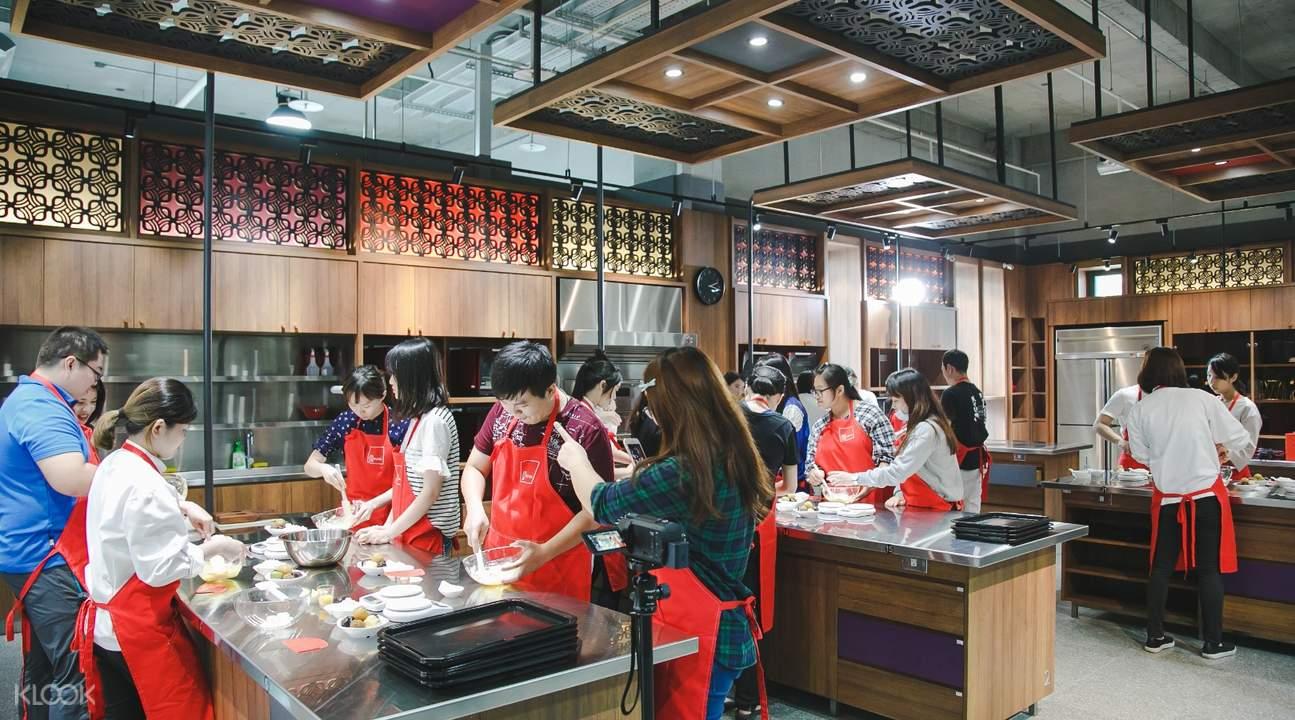 旧振南糕饼烘焙体验 & 中式汉饼午茶套餐