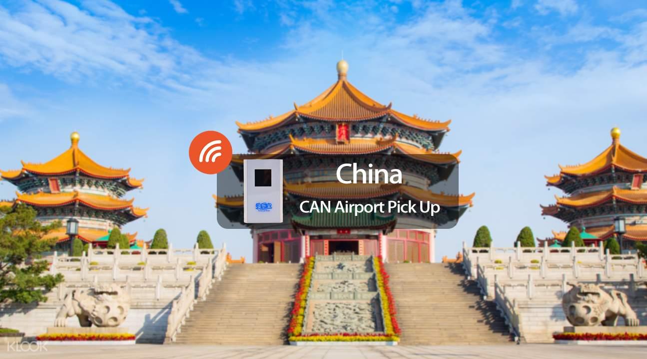 Aeroporto Guangzhou Arrive : 4g pocket wifi device for china guangzhou can airport pick up klook