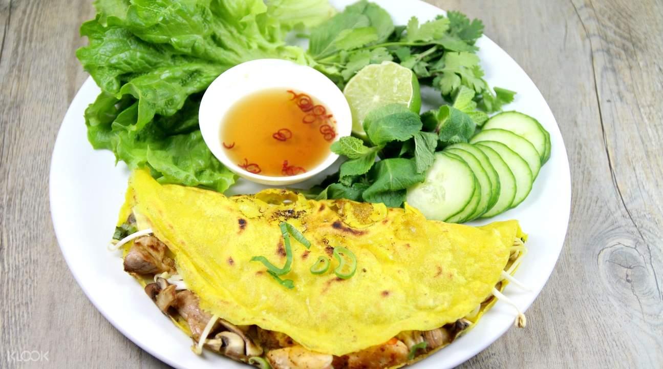 Banh Xeo Cooking Class Hoi An Vietnam