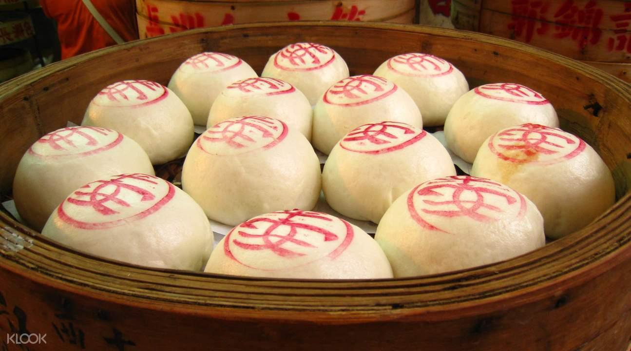 cheung chau symbolic ping on bun