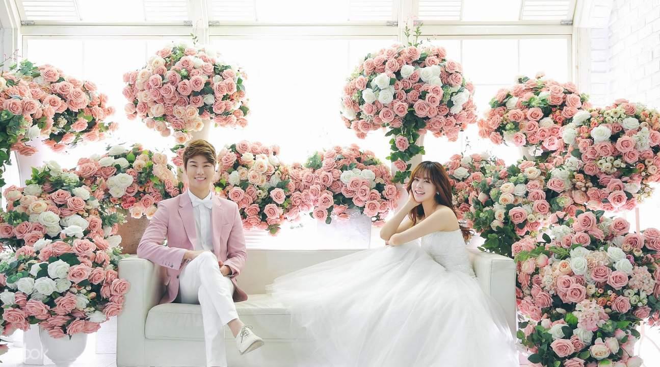 韓國婚紗攝影