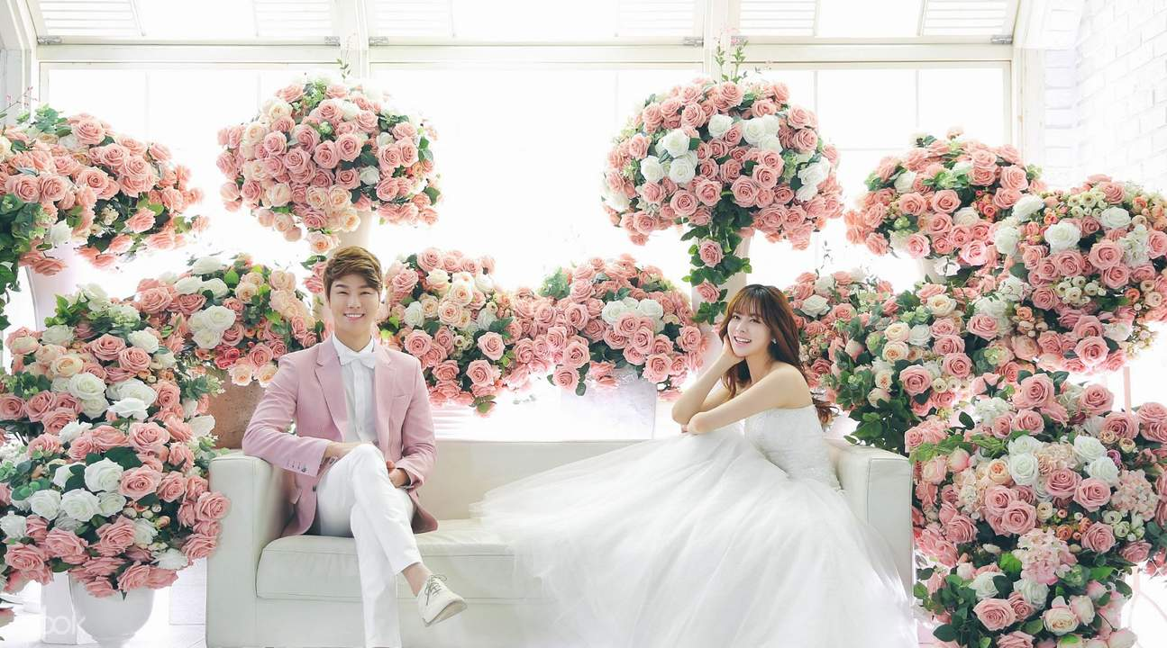 wedding photography in seoul