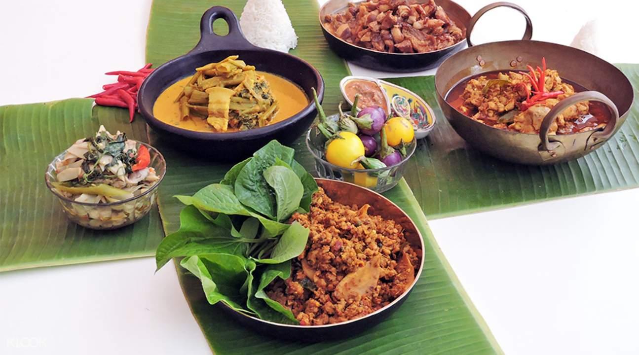 华欣  泰国四大菜系美食全体验