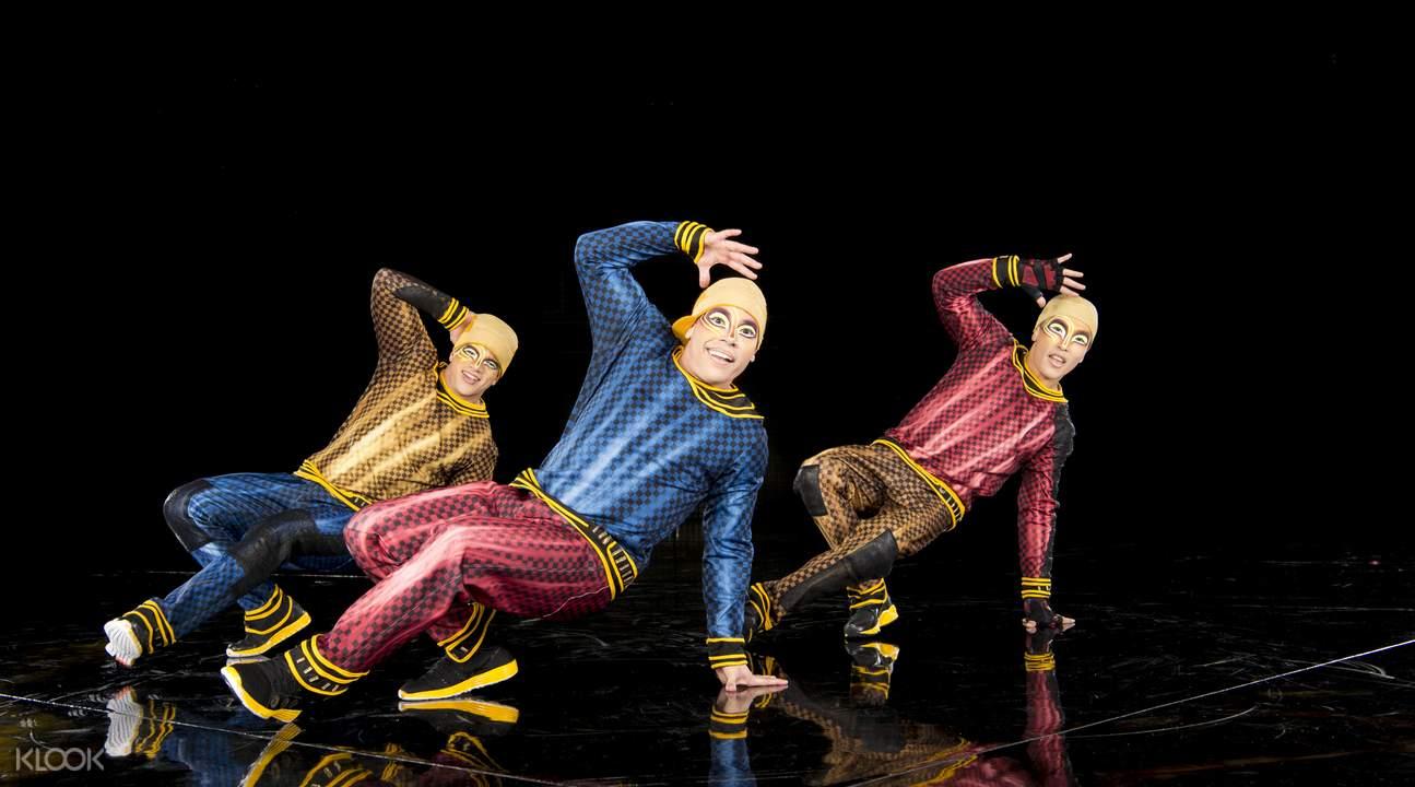 tickets to Cirque Du Soleil - La Nouba