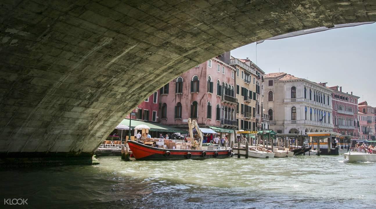 威尼斯行程