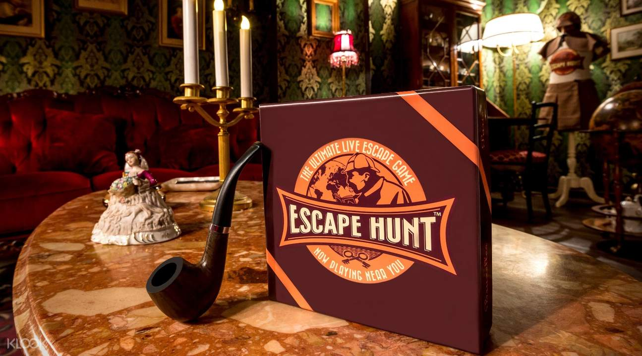 escape hunt dubai