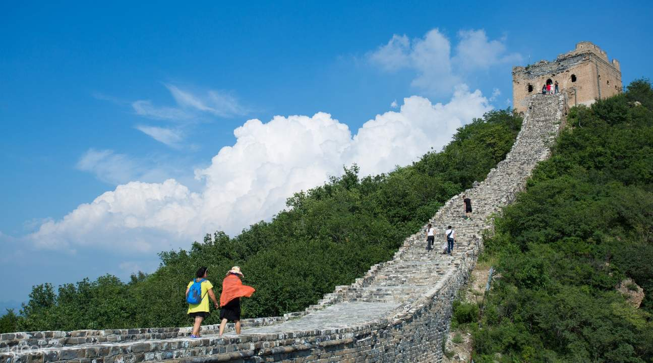 mutianyu great wall landscape