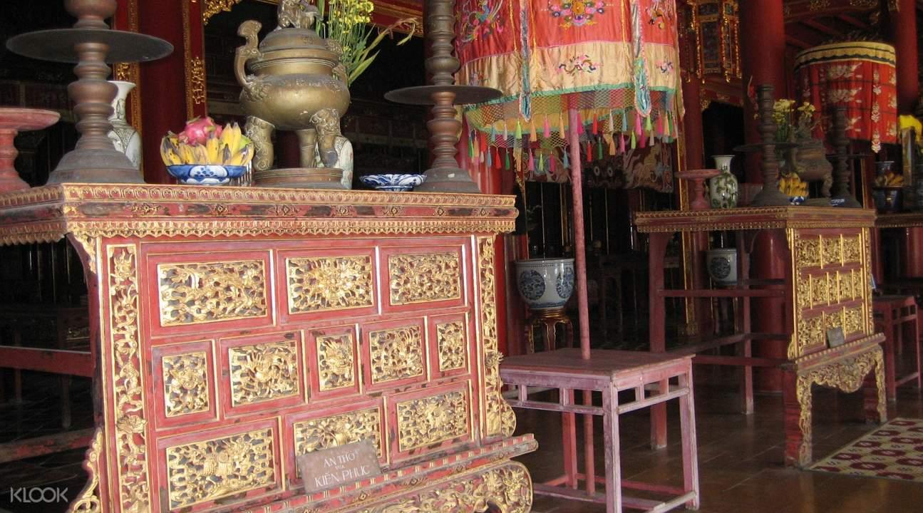顺化嗣德皇陵 (Tu Duc Royal Tomb)