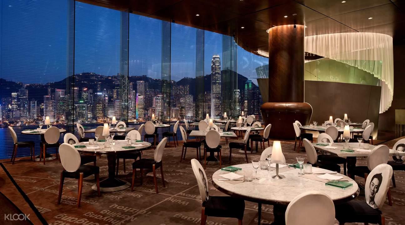 Felix餐厅优惠套餐  香港半岛酒店