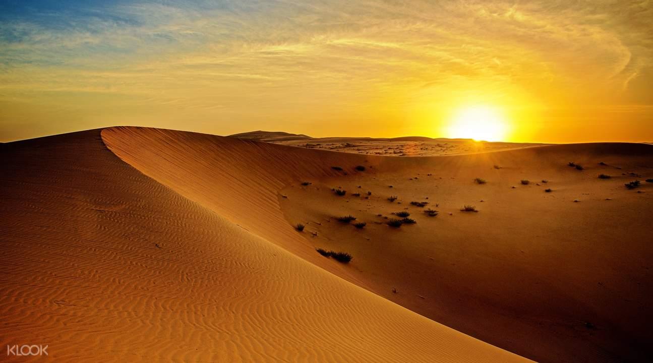 두바이 사막 일출 드라이브 투어 - Klook