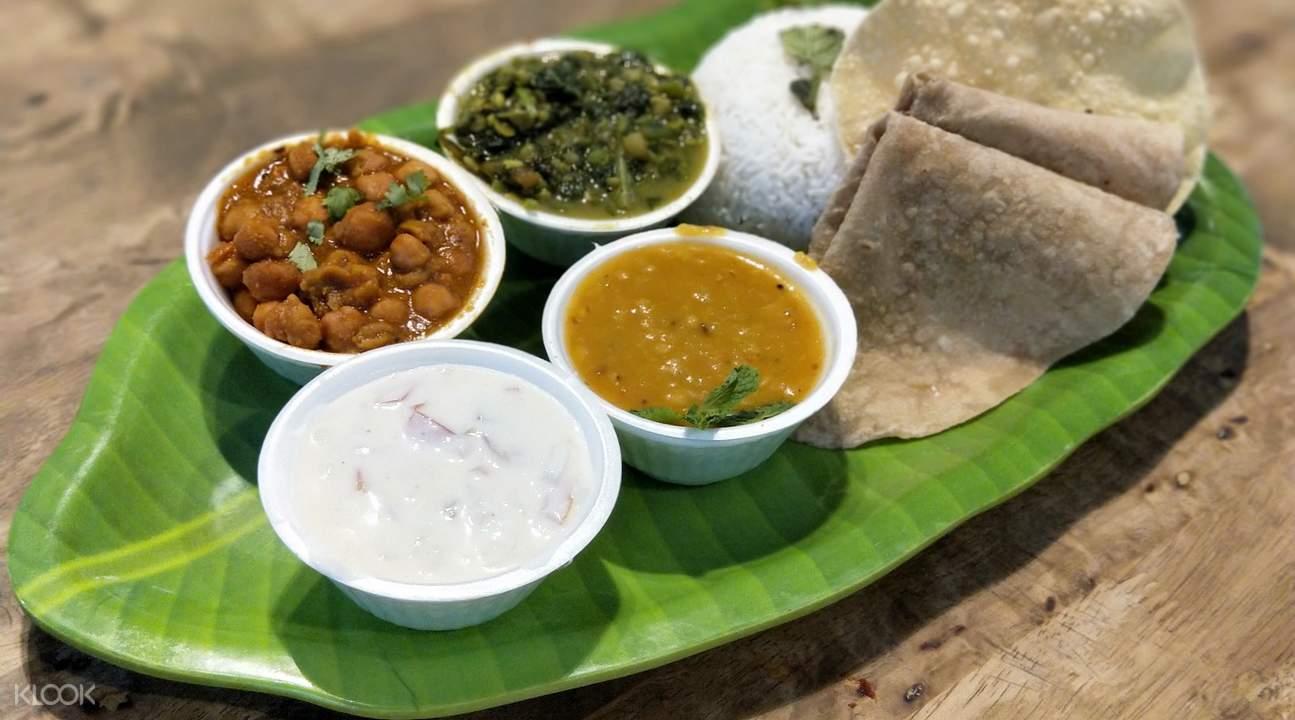 Indian Classic Cuisine AS印度傳統美食- 新加坡老巴剎
