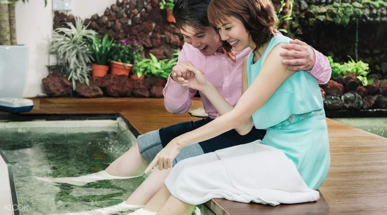 曼谷Kenko健康鱼水疗