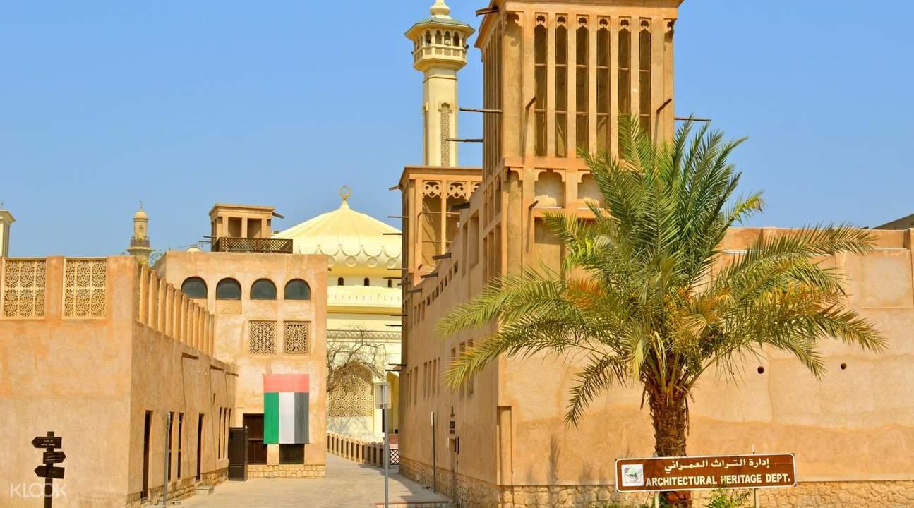 杜拜民俗村