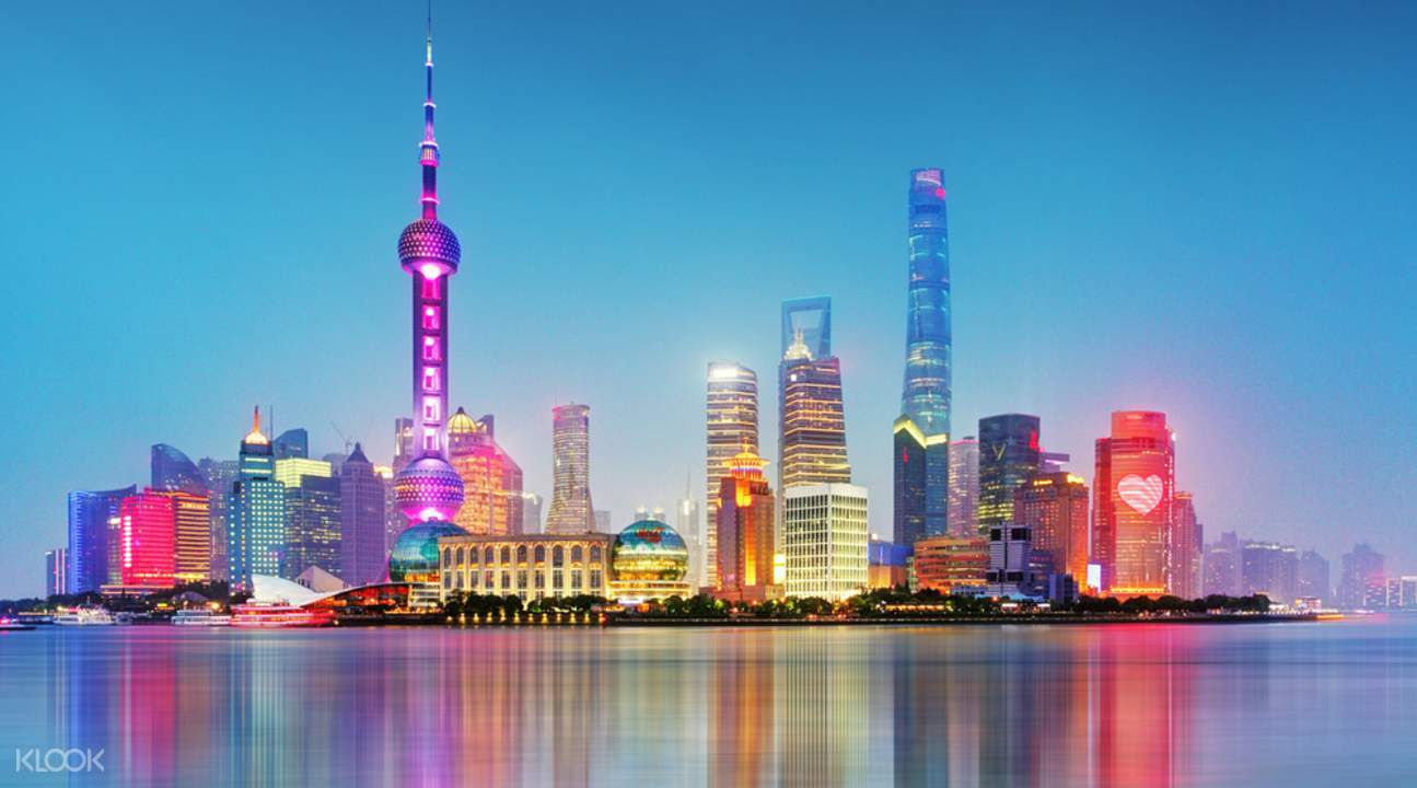 shanghai city bus sightseeing tours