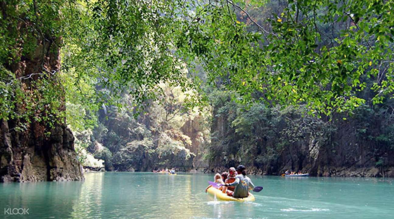 泰国皮划艇