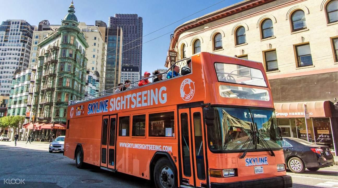 三藩市天气_三藩市City Sightseeing城市观光巴士 - Klook客路 中国