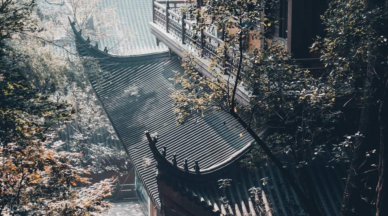 杭州靈隱飛來峰門票