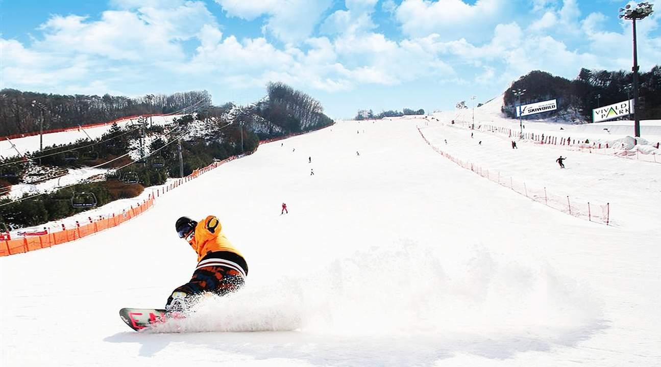 vivaldi park ski world snowboarding