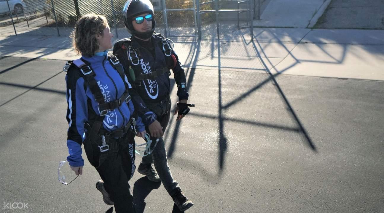 tandem skydive grand canyon las vegas