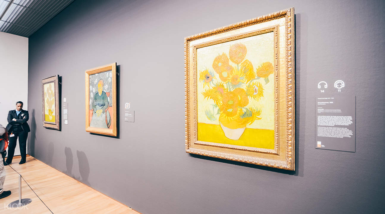 Van Gogh Museum discount tickets