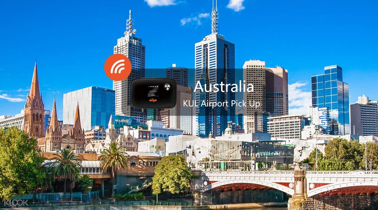 澳大利亞WiFi租賃