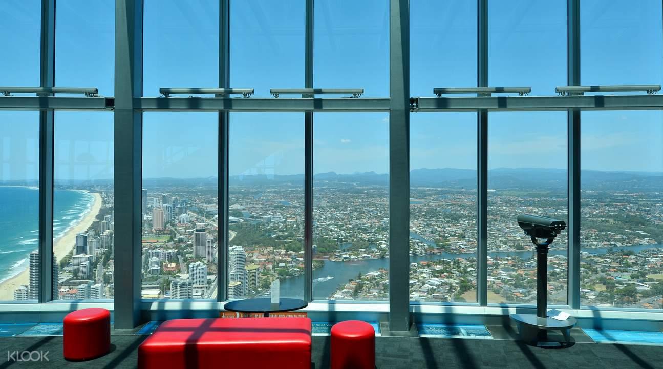 澳大利亞Q1大廈觀景台
