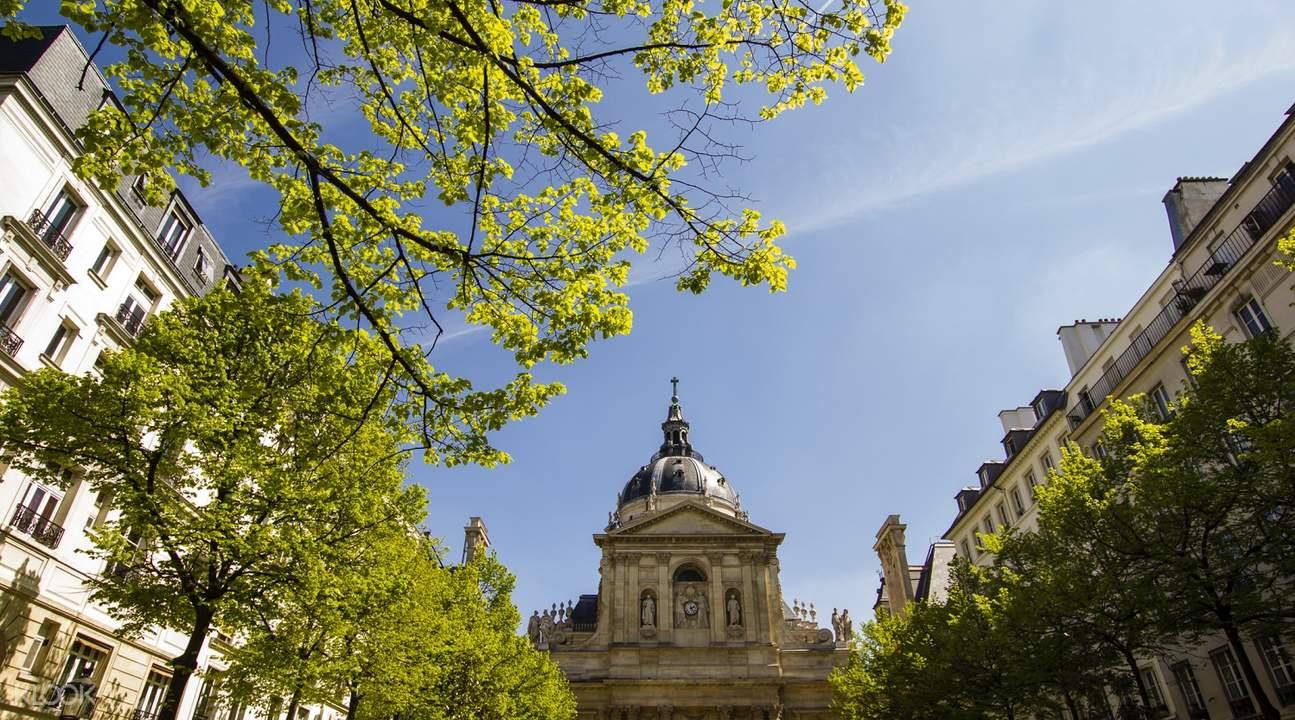 historical guided tour paris